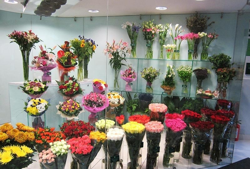 Заказать цветы на дом сзао